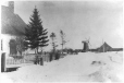MP-0000.10.119 | Farmhouse and Fleming windmill, Lasalle, near Montreal, QC, about 1870 | Photograph | Alexander Henderson |  |