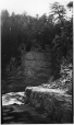 MP-0000.32.7 | Canyon, Ausable Chasm (?), New York (?), vers 1900 | Photographie | Ferrier |  |