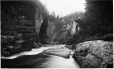 MP-0000.32.8 | Ausable Chasm, New York, vers 1890 | Photographie | Ferrier |  |