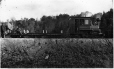 MP-0000.32.15 | Locomotive et wagons, mine d'ardoise de New Rockland, près de Kingsbury, QC, vers 1900 | Photographie | Ferrier |  |