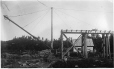 MP-0000.32.27 | Structures de la mine d'ardoise de New Rockland, près de Kingsbury, QC, vers 1900 | Photographie | Ferrier |  |
