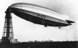 MP-0000.66.1 | R-100 dirigible, St. Hubert, QC, 1930 | Photograph | Anonyme - Anonymous |  |