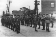 MP-0000.72.6 | Inspection of Victoria Rifles group, Lachine Canal, Montreal, QC, 1939 | Photograph | Anonyme - Anonymous |  |