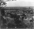 MP-0000.111.1   Panorama from Mount Royal, part 1, Montreal, QC, about 1945   Photograph   Malcom R. H. Barclay     