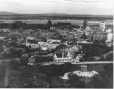MP-0000.111.3   Panorama from Mount Royal, part 3, Montreal, QC, about 1945   Photograph   Malcom R. H. Barclay     