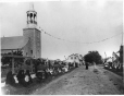 MP-0000.115.4 | Church Fête, Main Street, Kahnawake, QC, about 1910 | Photograph | Joseph-Amédée Dumas |  |