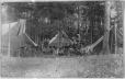 MP-0000.370.2 | Aboriginal summer encampment, St. Maurice River, QC, about 1900 | Photograph | Anonyme - Anonymous |  |