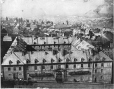 MP-0000.185 | View from tower of basilica, showing old Jesuit monastery, Quebec City, QC, about 1880 | Photograph | Anonyme - Anonymous |  |