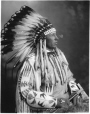 MP-0000.328.3 | Chief One Man, Blood, Calgary, AB, about 1925 | Photograph | H. Pollard |  |
