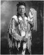 MP-0000.328.5 | Chief Moon, Hoberna, Calgary, AB, about 1925 | Photograph | H. Pollard |  |