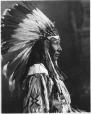 MP-0000.328.7 | Chief Duck, Blackfoot, Calgary, AB, about 1925 | Photograph | H. Pollard |  |