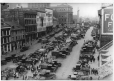 MP-0000.366.7   Market, Jacques Cartier Square, Montreal, QC, about 1930   Photograph   William Fowle     
