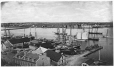 MP-0000.371 | Port de Kingston, Ont., vers 1870 | Photographie | Anonyme - Anonymous |  |