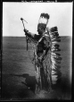 MP-0000.583.24 | Homme en costume autochtone, Calgary, Alb., 1893-1894 | Photographie | Robert Randolph Bruce |  |