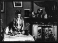 MP-0000.583.76 | Woman serving tea, Calgary, AB, 1893-94 | Photograph | Robert Randolph Bruce |  |
