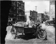 MP-0000.587.4   Side-car, New East End Garage, Montreal, QC, 1930   Photograph   Anonyme - Anonymous     