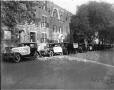 MP-0000.587.25 | Parade of cars and trucks advertising new branch of Mount Royal Chevrolet, Montreal, QC, 1928(?) | Photograph | Anonyme - Anonymous |  |