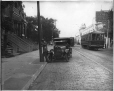 MP-0000.587.36 | Studebaker convertible automobile on Ste. Catherine St. West, Montreal, QC, about 1920 | Photograph | Anonyme - Anonymous |  |