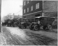 MP-0000.587.41 | Delivery trucks, Laporte Martin Ltée., St. Paul St., Montreal, QC, about 1925 | Photograph | Anonyme - Anonymous |  |