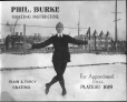 MP-0000.587.110 | Phil Burke, professeur de patin, Montréal, QC, vers 1925 | Photographie | Anonyme - Anonymous |  |