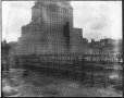 MP-0000.587.137 | Construction of bridge over CN railway, Dorchester St., Montreal, QC, 1930 ? | Photograph | Anonyme - Anonymous |  |
