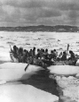 MP-0000.596.3 | Inuit group in umiak, in the spring, 1920-1929 | Print | Robert J. Flaherty |  |