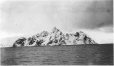 MP-0000.597.67 | Snow covered, rocky shoreline, 1910-27 | Photograph | Captain George E. Mack |  |
