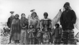 MP-0000.597.97 | Cockey Walker, Capt Mack & Inuit group, about 1925 | Photograph | Anonyme - Anonymous |  |
