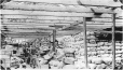 MP-0000.597.416 | Interior, unfinished Hudson's Bay Company supply depot, 1910-27 | Photograph | Captain George E. Mack |  |