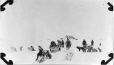 MP-0000.597.462 | Inuit group, Hudson's Bay Company Post, Baker Lake, NU, 1917(?) | Photograph | Captain George E. Mack |  |