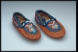 M22.0-1 |  | Moccasins | Anonyme - Anonymous | Aboriginal: Mi'kmaq | Eastern Woodlands