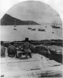MP-0000.640.14 | Rigolet Harbour, Labrador, NF, about 1880 | Photograph | Anonyme - Anonymous |  |