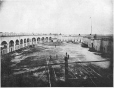 MP-0000.703.4 | Interior of Fort Henry, Kingston, ON, about 1910 | Print | Anonyme - Anonymous |  |