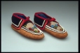 M92.12-13 |  | Moccasins | Anonyme - Anonymous | Aboriginal: Iroquois | Eastern Woodlands