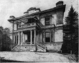"MP-0000.857.5 | ""Rosemount"", the residence of His Royal Highness Prince Arthur, Montreal, QC, 1869 