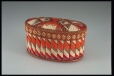 M119.0-1 |  | Container with lid | Anonyme - Anonymous | Aboriginal: Mi'kmaq | Eastern Woodlands