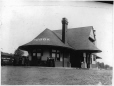 MP-0000.1029.2 | G. T. R. Station, Coaticook, QC, about 1910 | Photograph | Anonyme - Anonymous |  |
