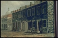 M308 | Typical Buildings on St. Amable Street, Montreal | Painting | Henry Richard S. Bunnett |  |