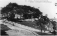 MP-0000.1153.6 | The Ramparts from Mountain Hill, Quebec  City, QC, about 1910 | Print | Neurdein Frères |  |
