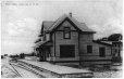 MP-0000.1202.11 | C. N. R. station, Neuville, QC, about 1910 | Photograph | Anonyme - Anonymous |  |