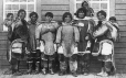 MP-0000.1270.24 | Group of Inuit women and children, QC, 1904-1906 | Print | A. A. Chesterfield |  |