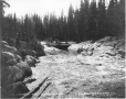 MP-0000.1394.12 | A trader's scow running the rapids at Smith, Slave River, NT, about 1900 | Photograph | C. W. Mathers |  |