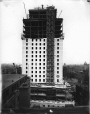 MP-0000.1450.3 | Looking West, construction of Royal Bank building, Montreal, QC, 1927 | Photograph | J. Bertram |  |