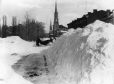 MP-0000.1452.19 | Dorchester Street West, Montreal, QC, about 1870 | Photograph | Alexander Henderson |  |