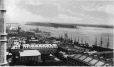 MP-0000.1452.34 | Montreal harbour from Notre Dame Church, looking south-east, QC, about 1870 | Photograph | Alexander Henderson |  |