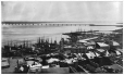 MP-0000.1452.36 | Montreal harbour from the tower of Notre Dame Church, looking south-west, QC, about 1873 | Photograph | Alexander Henderson |  |