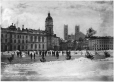 MP-0000.1452.64 | Skating rink, Montreal harbour, QC, about 1870 | Photograph | Alexander Henderson |  |