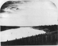 MP-0000.1453.2 | Red River, from St. Andrew's Church, MB, 1858 | Photograph | Humphrey Lloyd Hime |  |