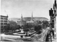MP-0000.1468.23 | Victoria Square from McGill Street, Montreal, QC, 1874-77 | Photograph | Alexander Henderson |  |