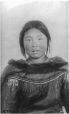 MP-0000.1538.18 | Inuit girl, Hudson Strait vicinity, about 1910 | Photograph | Anonyme - Anonymous |  |